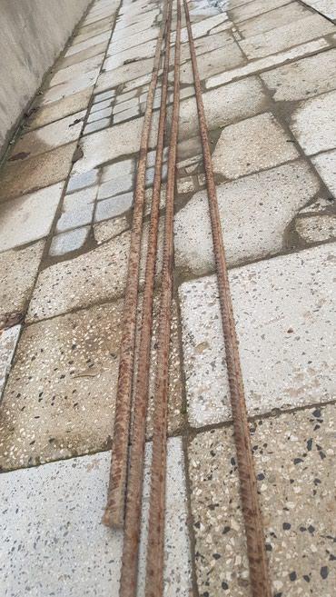 Naxçıvan şəhərində Armatur 4 ədəd 5 metrlik