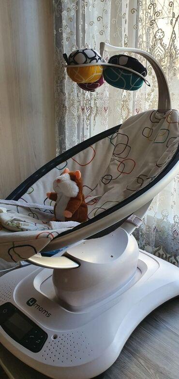 шезлонг для грудничков в Кыргызстан: Кресло-качалка для малышей.Пока ваш малыш сладко спит или играет в