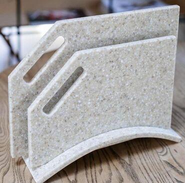 Разделочные доски из искусственного камня