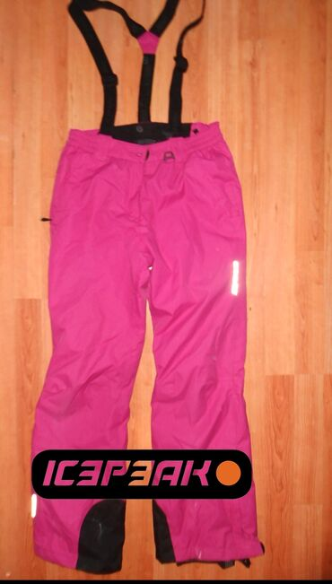 Icepeak - Srbija: Ski pantalone Icepeak vel. 13-14  dimenyije su sledece obim struka od