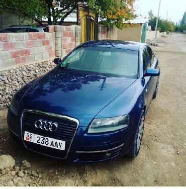 audi-a6-3-tdi в Кыргызстан: Audi A6 Allroad Quattro 3.2 л. 2004 | 111111111 км