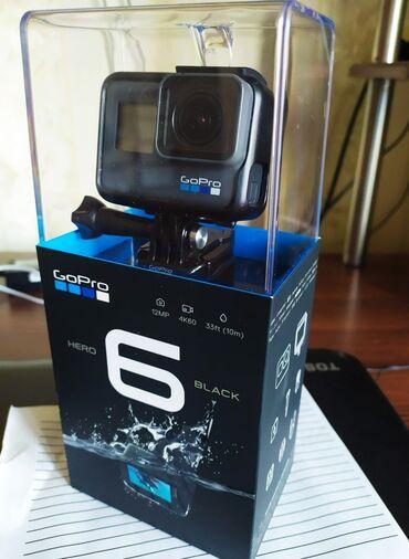 GoPro 6 Black и GoPro 7 Black. Каждая по 14 тыс сом Gopro 6: --