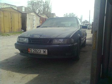 Saab 9000 1995 в Бишкек