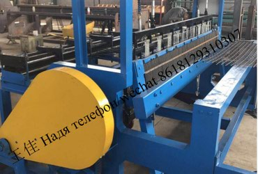 станок для сетки мак в Кыргызстан: Станок для производства рифленой сетки полуавтомат