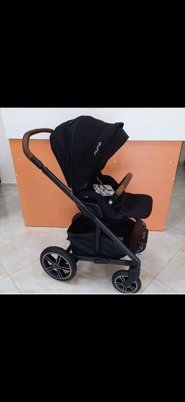 Продаю коляску nuna mixx next от рождения до 22 кг,коляска новая в