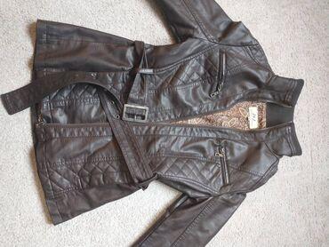 1374 oglasa: Na prodaju ženska jaknaimitacija kože kupljena pre dve godine malo