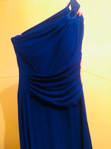 вязаное платье с открытой спиной в Кыргызстан: Вечерняя платья с открытым плечом хорошое состояние