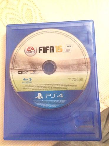 домашний кинотеатр sony в Азербайджан: Sony Playstation 4 üçün Fifa 15 Moskvadan almisam. Orginal diskdir. Di
