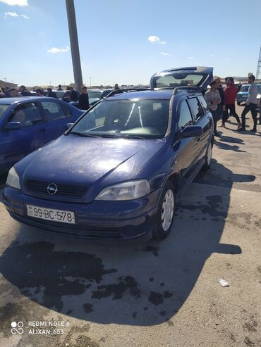 10618 elan: Opel Astra 1.8 l. 1999 | 365000 km