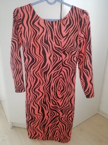 Kosulja-haljinica-pre-stoji-markirana - Srbija: Zebrasta haljinica. Prelepo stoji
