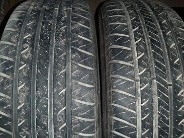 Продам (пара+пара) четыре летние шины в хорошем состоянии. 60-70%