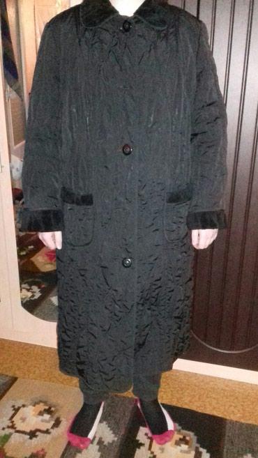 Срочно!!Пальто женское стеганное в Bakı