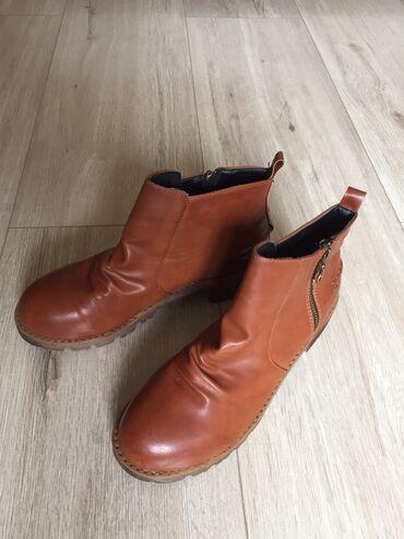 ищу работу водителем категории в с д е in Кыргызстан   ДРУГИЕ СПЕЦИАЛЬНОСТИ: Обувь б/у 39 размер полусапожки рыжие новые. Всё в отличном состоянии