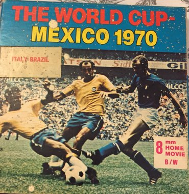8mm Home movie . Ταινία THE WORLD CUP MEXICO 1970 . Columbia Pictures  σε Rest of Attica