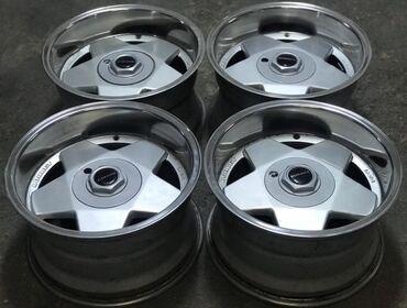bmw 4 серия 420i mt - Azərbaycan: Borbet A Classic. Продаю свои диски с колесами. Колеса абсолютно новые