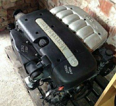 Двигатель,мотор 613 3.2 cdi в сборе полный свап комплект привозной из