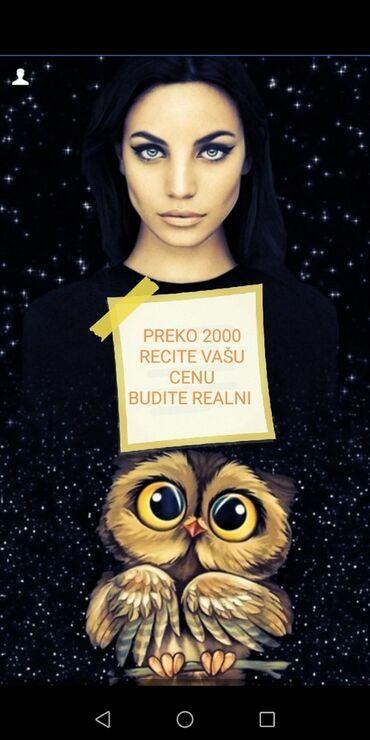 PREKO 2000 RECITE VAŠU CENU BUDITE REALNI