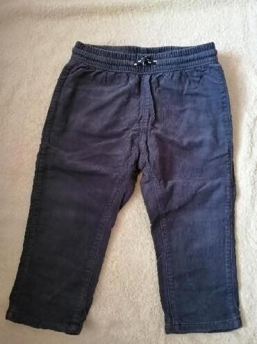 Termo-pantalone - Srbija: Termo somotske pantalone, cena 500 din