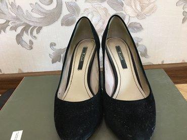 черные-женские-туфли в Кыргызстан: Туфли-лодочки классические женские бренда P.Cont (суббренд Paolo