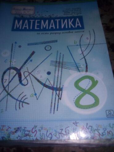 Knjige, časopisi, CD i DVD   Varvarin: Matematika za 8 razred