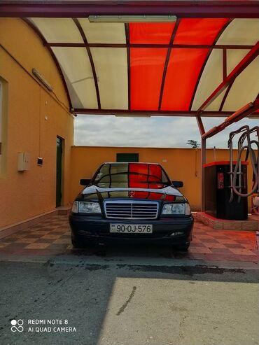 c220 - Azərbaycan: Mercedes-Benz C 200 2.2 l. 1998   490000 km