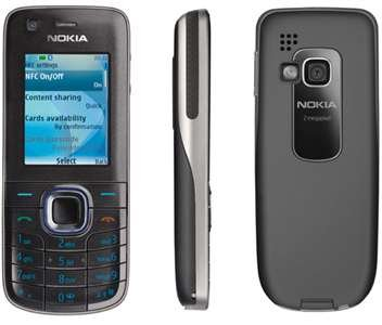 A thin and stylish 3G-capable handset featuring a large display and σε Pella