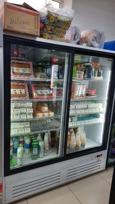 Продается холодильник из действующего магазина, состояние отличное