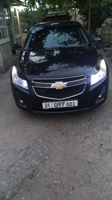 Chevrolet Cruze 1.8 л. 2012 | 140 км