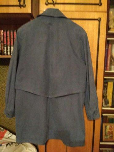 Куртка осенне-весенняя 48-50 мышиного цвета в Бишкек