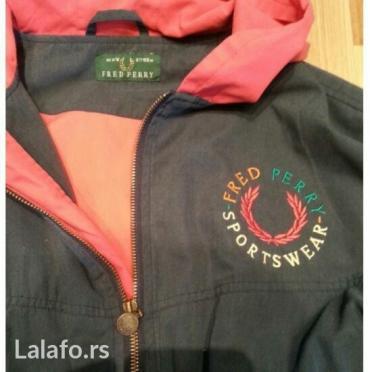 Fred perry original decija jakna, za decake, za 11-12 godina ili - Belgrade