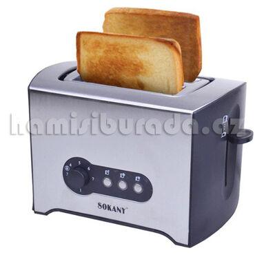 tosterler - Azərbaycan: Toster çörək qızardan sokany kt-308i̇stehsalçı:sokanygüc
