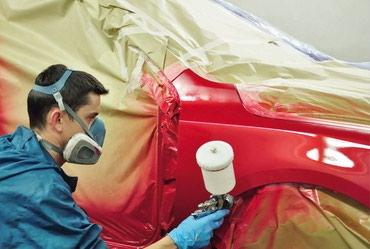 Работа в США: Мастера по Покраске Машин  Город: Нью-Йорк Работа на в Душанбе