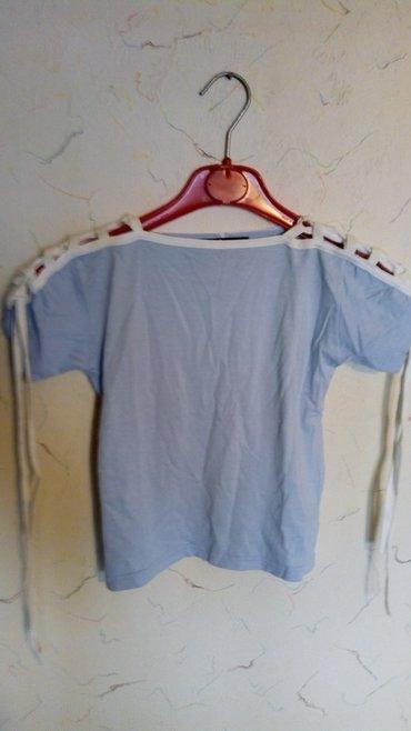 Nova pamucna majca,vezivanje duz ramena..obim grudi - Kraljevo