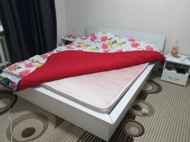 Продам спальный гарнитур 4 предмета в хорошем состоянии в Бишкек