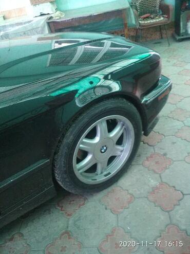 диски бу r17 в Кыргызстан: Продаю комплект дисков BMW 10стиль R17 не вареные не катанные цена
