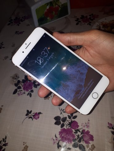 Bakı şəhərində Iphone 7 plus... Rose gold. . Heç bir problemi yoxdu. Ciziği bele- şəkil 2