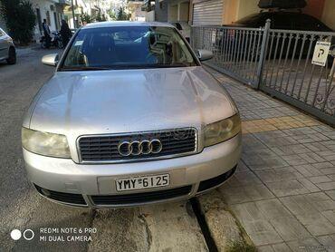 Audi A4 1.6 l. 2002 | 248000 km