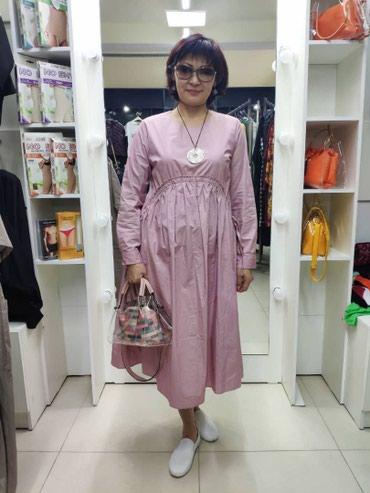 Легкое удобное платье в стиле бохо, в Бишкек