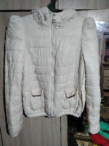 брендовые пуховики женские в Кыргызстан: Куртка пуховик 600 сом