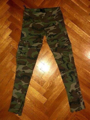 Military pantalone - Srbija: MANGO military pantalone, novo