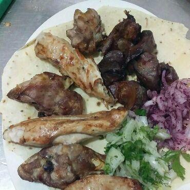 Отели, кафе, рестораны в Душанбе: Kebabcilik isi axtariram restoranlarda ve kafelerde 16 is tecrubem var