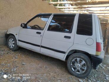 Транспорт - Массы: Daewoo Tico 0.8 л. 1997   110 км