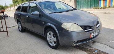 Nissan Primera 1.9 л. 2004   123456789 км