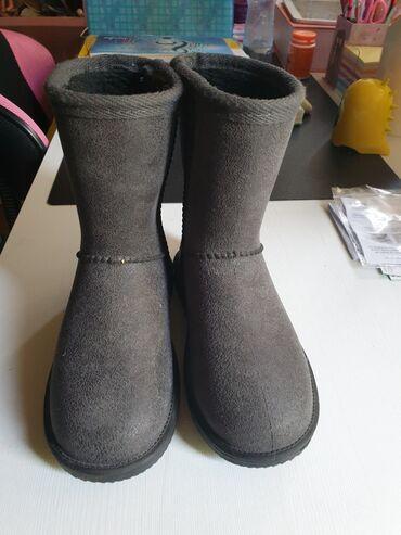 Dečije Cipele i Čizme - Arandjelovac: Vodootporne cizme vel 32 malo nosene