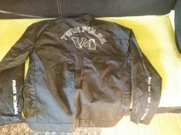 Moto jakna dukati cena 15 000 velicina l - Nis