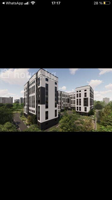 продажа 1 комнатных квартир в бишкеке в Кыргызстан: Элитка, 1 комната, 47 кв. м Бронированные двери, Видеонаблюдение, Лифт