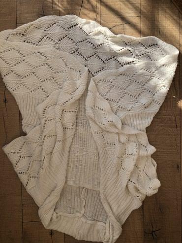 Prljavo bela boja ponco - Novi Pazar