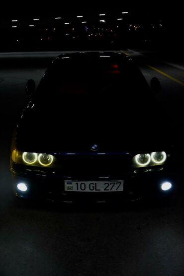 bmw m5 4 4 m dkg - Azərbaycan: BMW 540 4.4 l. 1998 | 175000 km