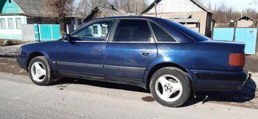 Audi A6 2.6 л. 1993   189000 км