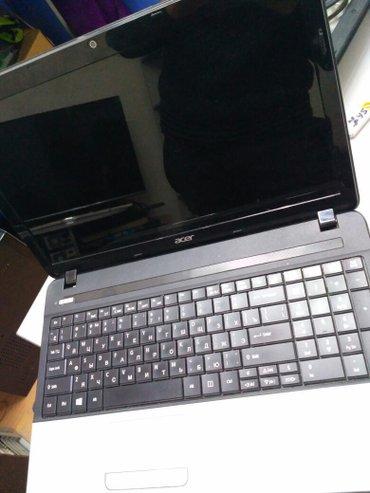 продам отличный 4ядерный ноутбук асер  Интел кор ай3 4гб на 500гб сост в Бишкек